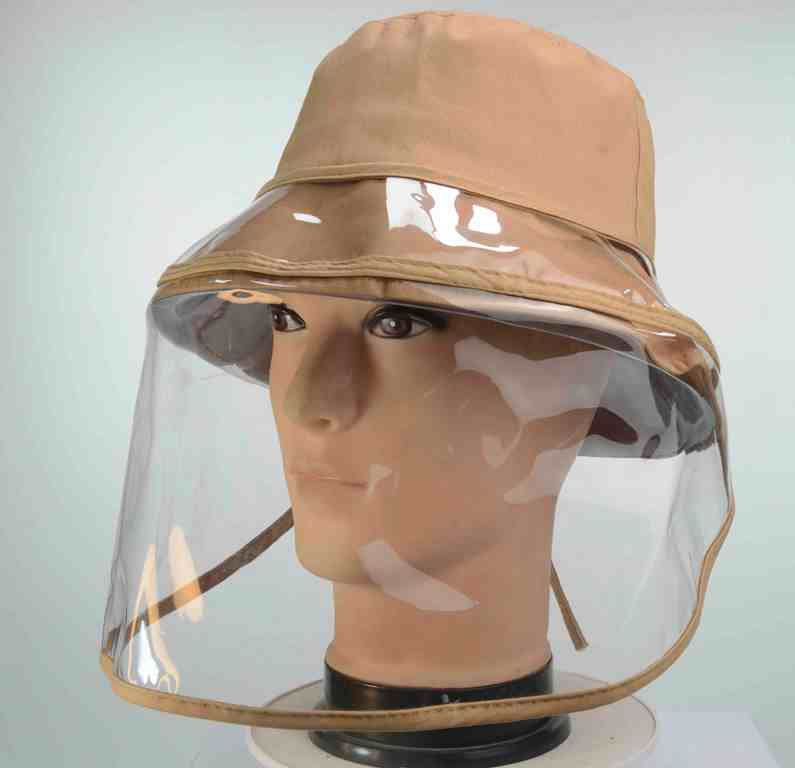 PROTECTIVE CAP WITH FACE MASK